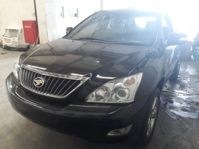 2010 Toyota New Harrier 240 G A/T (CBU) Plat BK