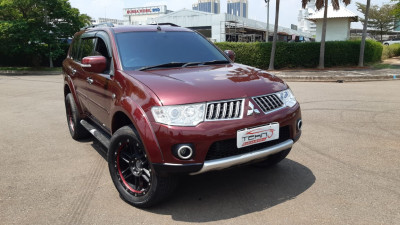 2012 Mitsubishi Pajero Sport 2.5 Exceed 4X2 A/T (Diesel)