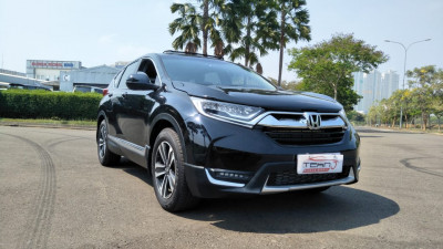 2018 Honda CR-V 1.5 Prestige CVT Garansi Mesin & Transmisi