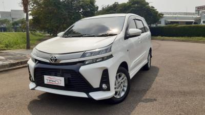 2019 Toyota Avanza Veloz 1.3 M/T Garansi Mesin & Transmisi