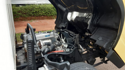 2018 Mitsubishi Colt Diesel FE84 G 4X2 M/T