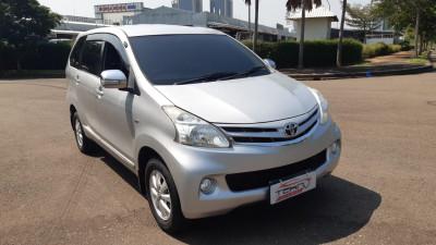 2012 Toyota Avanza 1.3 G M/T
