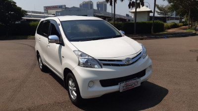 2014 Toyota Avanza 1.3 G M/T