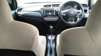 2019 Honda Brio Satya E 1.2 M/T Garansi Mesin & Trasmisi