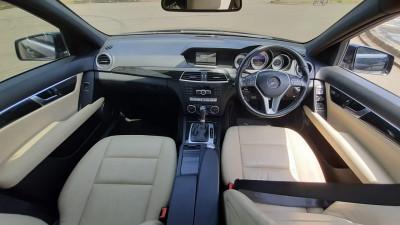 2012 Mercedez Benz C200 CGI 1.8 A/T