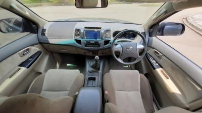 2012 Toyota Fortuner 2.5 G M/T Garansi Mesin & Transmisi