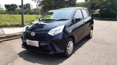 2020 Daihatsu Sigra 1.0 M M/T Garansi Mesin & Transmisi