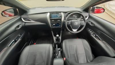 2020 Toyota Yaris TRD Sportivo 1.5 M/T Garansi Mesin & Transmisi