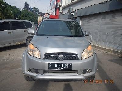 2010 Toyota Rush 1.5 G M/T