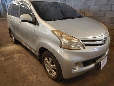 2012 Toyota Avanza 1.3 E M/T