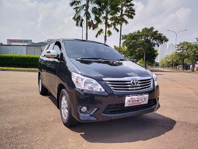 2012 Toyota Kijang Innova 2.5 G A/T