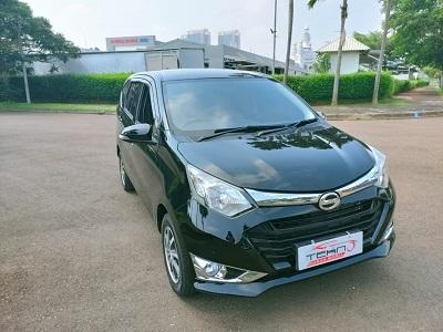 2017 Daihatsu Sigra 1.2 R A/T bergaransi