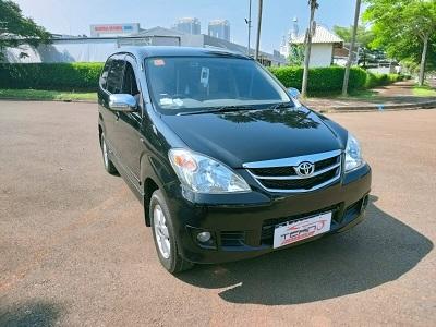 2011 Toyota Avanza 1.3 G M/T