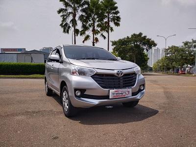 2015 Toyota Grand New Avanza 1.3 E M/T